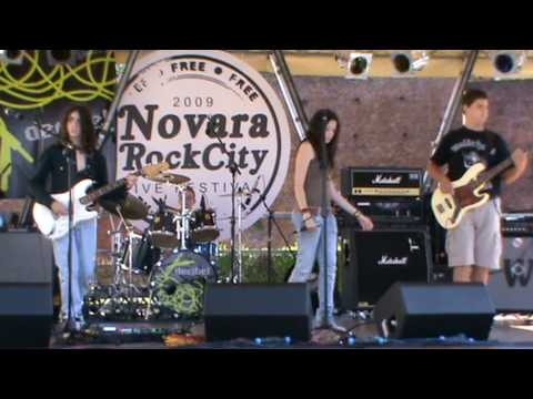 Rock and Roll Led Zeppelin by Seaward live ant Notte Verde (Novara Rock City) 2009