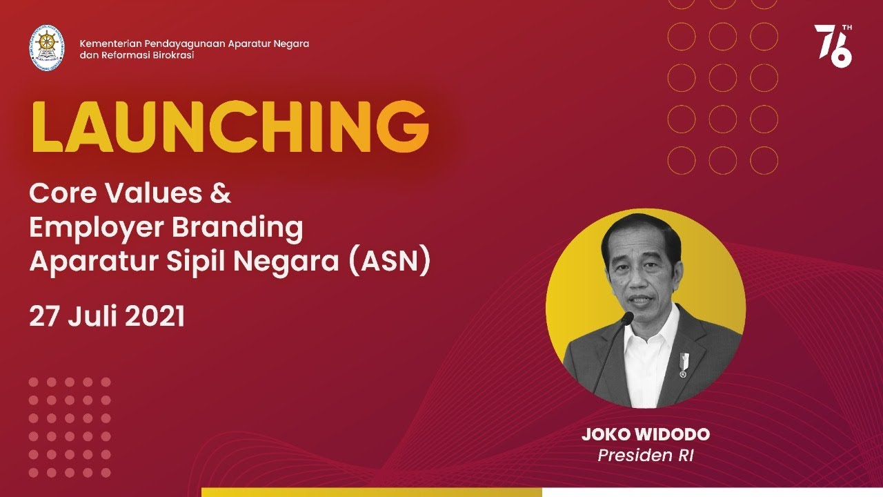 Launching Core Values & Employer Branding ASN