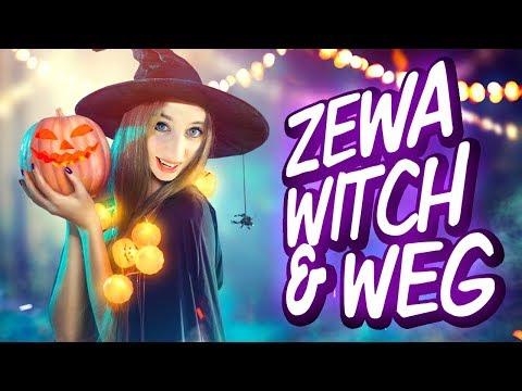 Da nimmt man ZEWA WITCH & WEG 💀 HWSQ 072 ★ WITCH IT!