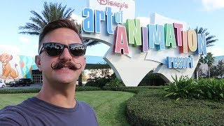 Disney World's Art Of Animation Resort | Hotel Grounds Walking Tour, Pools & Food Locations!