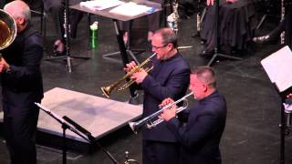 Boston Brass Performing Flight of the Green Hornet by Billy May (arr Chris Castellanos)