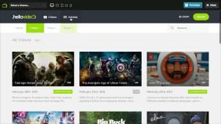 Video Video CMS - HelloVideo App download MP3, 3GP, MP4, WEBM, AVI, FLV Agustus 2018
