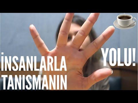 İNSANLARLA TANIŞMANIN 5 YOLU!