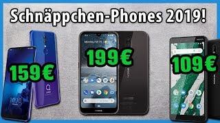 Coole NEUE Smartphones unter 300 Euro (2019)   PC-WELT