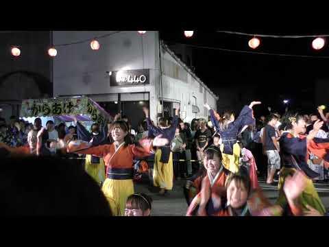 奄美連合萩組 萩夏祭り2019