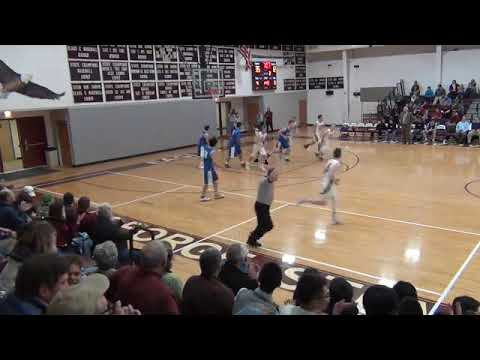 Watch this George Stevens Academy basketball star score 61 points
