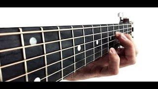 Hướng dẫn solo guitar 1 bài hát từng bước 1