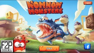 NomNom Monsters