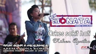 Download lagu NEW MONATA - ORKES SAKIT HATI - NIKEN APRILIA