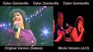 Selena & JLo Disco Medley Comparison