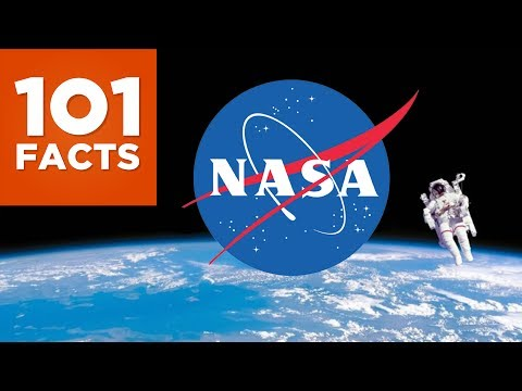 101 Facts About NASA