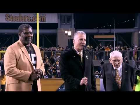 Mean Joe Greene Jersey Retired