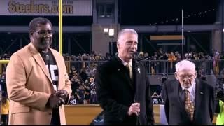 Mean Joe Greene Jersey Retired