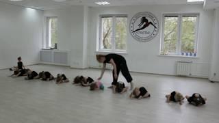 Видео-урок (II-семестр: май 2018г.) - филиал Червишевский, Детская Шоу-хореография, гр.2-3