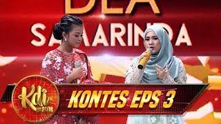 Memang Terbaik Motivasi Dari Ikke Nurjanah Untuk Dea - Kontes KDI Eps 3 (8/8)