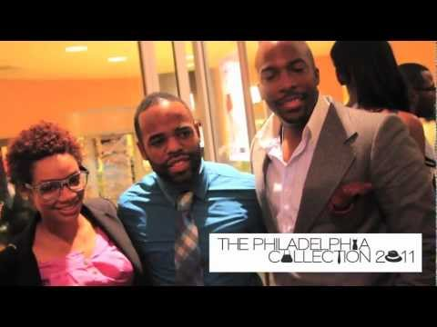 The Philly Collections 2011 & Stylist Anthony Henderson & Omega Optical S.N.O. Award Ceremony