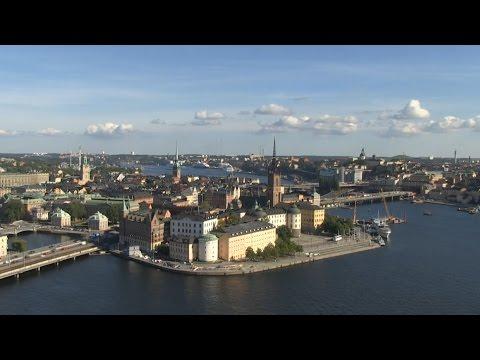 Världsarvsresenären / The World Heritage Traveler: Stockholm (Birka/Drottningholm/Skogskyrkogården)