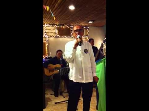 Ama singing Monalisa