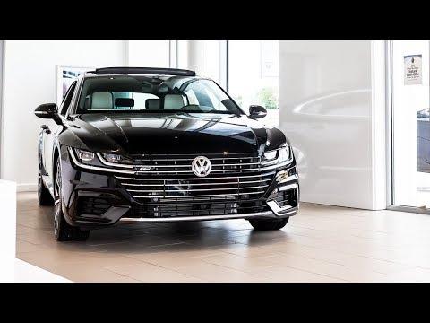 2019 Volkswagen Arteon Overview