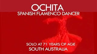 Ochita solo performance at 71 years of age- Flamenco Dancing thumbnail