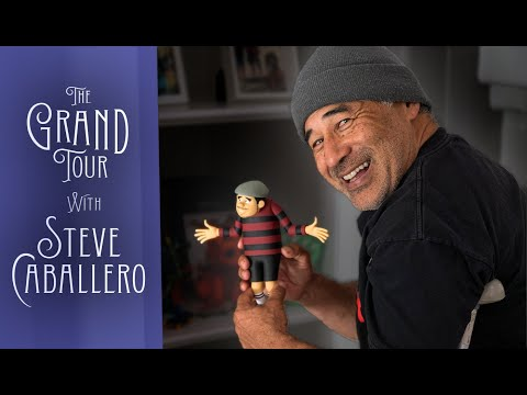Steve Caballero's Extremely Rare Collection