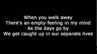 Scorpions-Love will keep us alive Lyrics