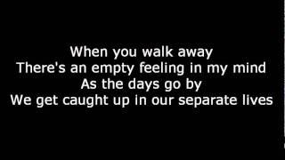 Scorpions-Love will keep us alive Lyrics