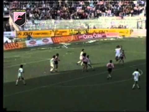 1991-92  Serie B   Palermo-Messina 2-1