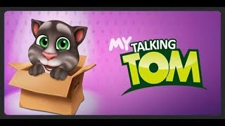 Говорящий Том! Самый забавный котик! The Talking Tom