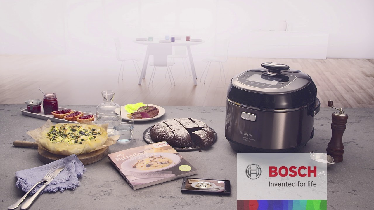 Bosch AutoCook Multicooker - YouTube 8a60264514