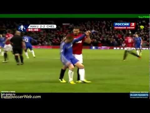 Rio Ferdinand fight with Torres