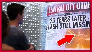 The Flash s05e01 - Gazeta z roku 2049!