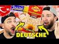 Deutsche essen türkische Süßigkeiten #2 (Tutku, Lokum, Falim)
