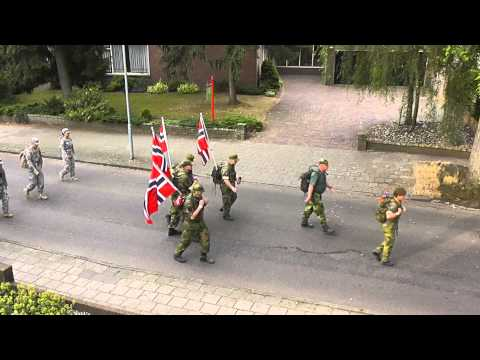 4Days Marches 2013 Wijchen 40 km Military 2/5
