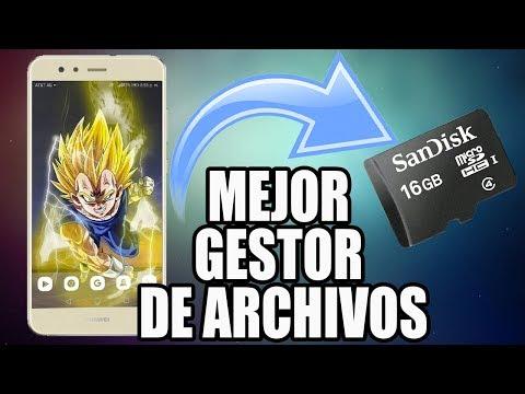 El Mejor Administrador de Archivos para Android (Mover apps, fotos, musica)