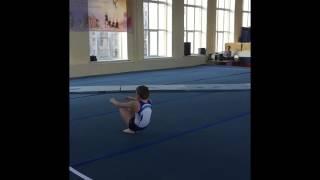 Сдаю 2 Взрослый Разряд (спортивная Гимнастика) Вольные