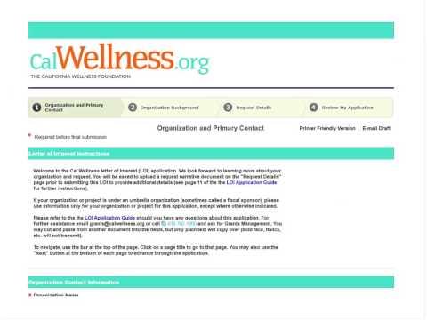 Advancing Wellness Webinar