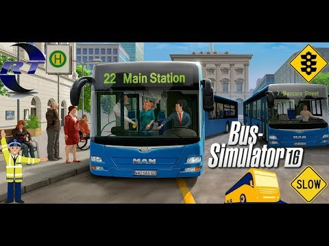 🔴Bus Simulator 2016 LIVE|EMT MADRID| Empresa Municipal RoyalTrans! #1