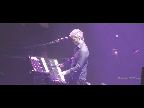 "a-ha (live) ""The Living Daylights"" @Berlin April 13, 2016"