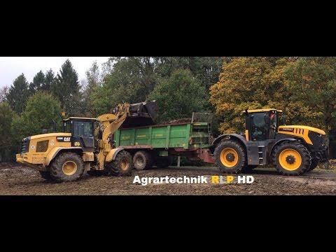 New / Neu / JCB Fastrac 8330 / Miststreuen / First in Germany