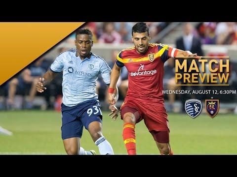 Real Salt Lake at Sporting Kansas City - U.S. Open Cup Semifinal Preview