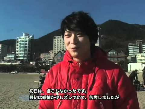 gang-dong-won~「camellia~LOVE FOR SALE」メイキング&インタビュー