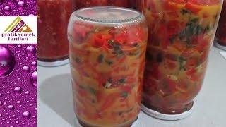 Kahvaltılık Kırmızı Biber sosu