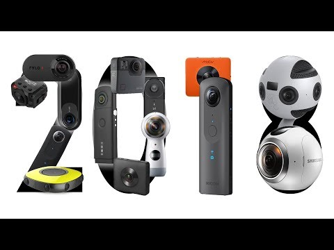 WHICH 360 CAMERA SHOULD YOU BUY IN 2018?!