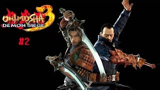 ShopperKung Live Stream - Onimusha 3 Demon Siege #2