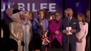 Королева Елизавета II. Yesterday Live