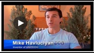 Ugodog Indoor Dog Potty System - Featured On Marilu Henner's The Art Of Living