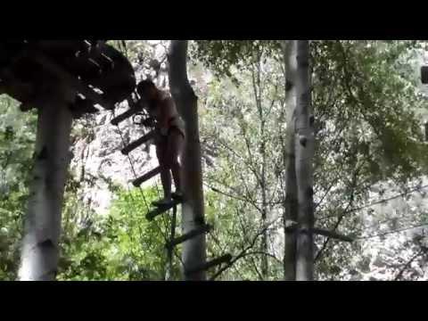 Chachot - Briançon 2015 - Grimp in Forest