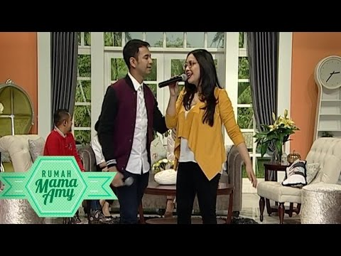 Romantis Banget! Raffi Ahmad feat Gigi