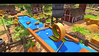Mini Golf Farm Stars - Trailer